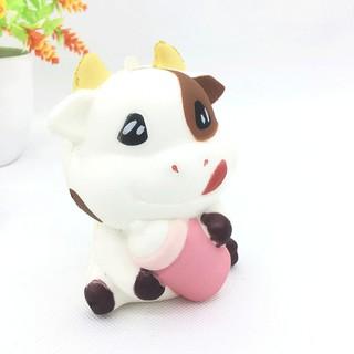 SquiShy bò ôm bình sữa CMD