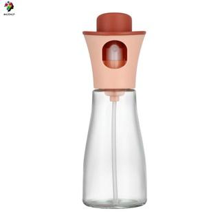 MIOSHOP Air Fryer Refillable Spray Can Refillable Oil Bottles for Kitchen Olive Oil Sprayer Straw Dispenser Home Baking Accessories Olive Oil Pourer Spray Bottle Bbq Oil Mister/Multicolor