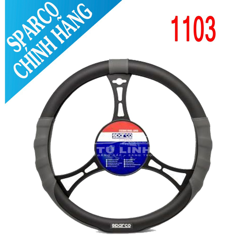 Bọc vô lăng chính hãng SPARCO SPC1103 (giá tốt) - 13725568 , 1374270359 , 322_1374270359 , 612500 , Boc-vo-lang-chinh-hang-SPARCO-SPC1103-gia-tot-322_1374270359 , shopee.vn , Bọc vô lăng chính hãng SPARCO SPC1103 (giá tốt)