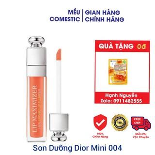Son Dưỡng Môi Dior Lip Maximizer 004 Mini thumbnail