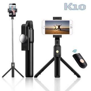 Gậy Selfie Chụp Hình Tự Sướng Tích Hợp Tripod Hỗ Trợ Bluetooth 3.0 Mefoto K10 /OP12