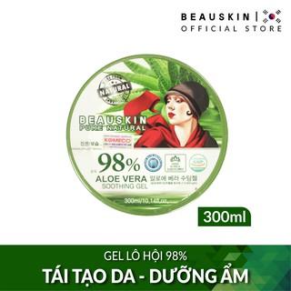 Gel Lô Hội Beauskin Aloevera Soothing 300ml
