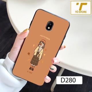 [ FREESHIP ĐƠN 50K ] Ốp lưng Samsung J2 Pro - J3 Pro - J5 Pro - J7 Pro - J7 Plus in hình họa tiết đáng yêu. thumbnail