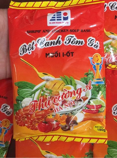 Bột Canh Tôm Gà Phú Cường A Hà Nội gói 180g