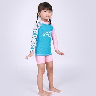 Đồ bơi trẻ em SOBIE Pink Cute