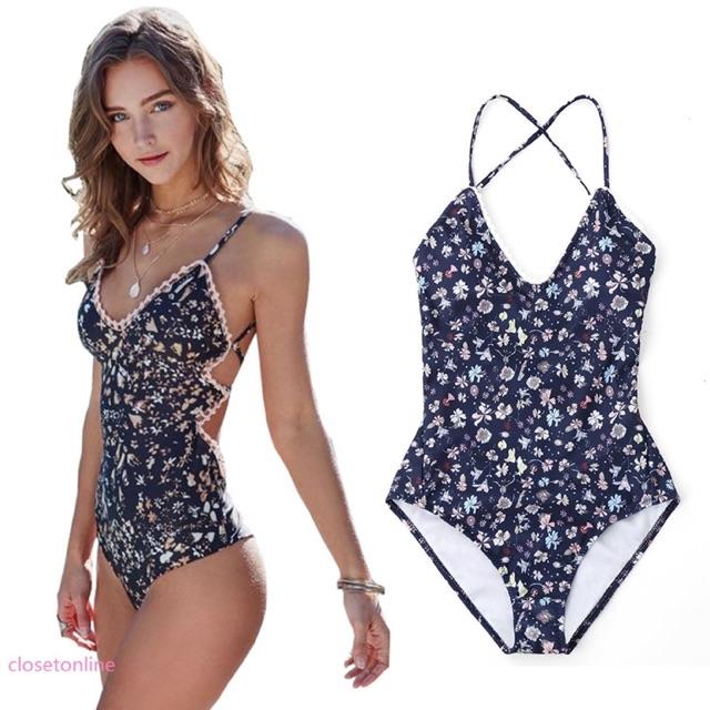 Bikini áo bơi liền thân