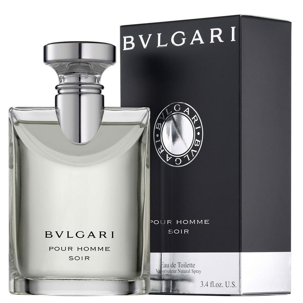 Nước hoa BVLGARI 100ml , Nước hoa nam quý phái - Mộc Miên Shop