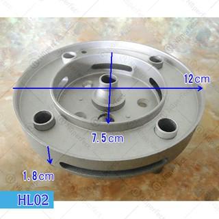 Đế chia lửa bếp gas âm Fotile GS-HL6B / GS-HL6B.A / GS-HLCB / HL2G / HL6G / HL19.. chính hãng