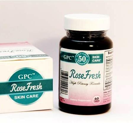 Rose Fresh - Hỗ trợ trị mụn ẩn, mụn trứng cá hiệu quả, giúp làm đẹp da