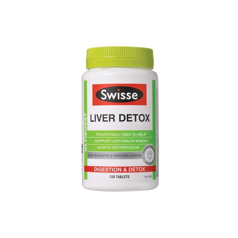 Viên uống thải độc gan Swisse Liver Detox Úc 120 viên (Bill mua ảnh bên cạnh) - 2427875 , 1130387778 , 322_1130387778 , 799000 , Vien-uong-thai-doc-gan-Swisse-Liver-Detox-Uc-120-vien-Bill-mua-anh-ben-canh-322_1130387778 , shopee.vn , Viên uống thải độc gan Swisse Liver Detox Úc 120 viên (Bill mua ảnh bên cạnh)