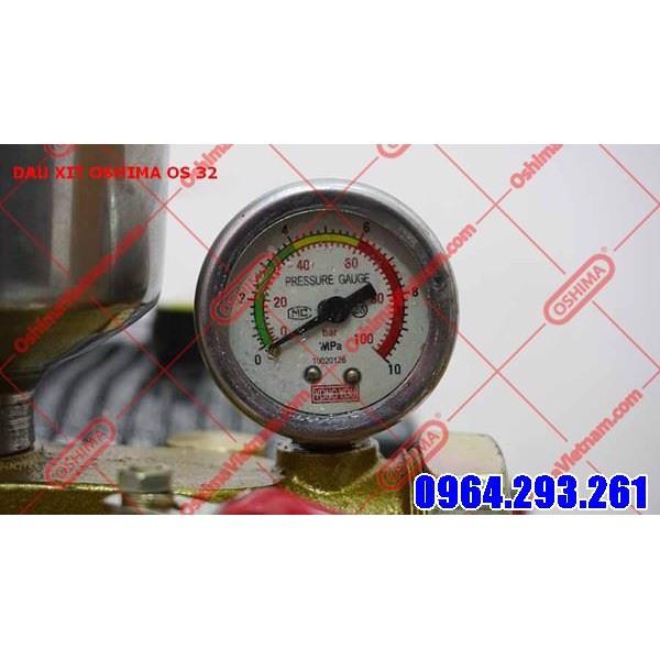 Đầu phun áp lực chất lỏng, đầu xịt rửa 2HP, Oshima, OS-32