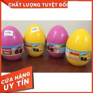 [RẺ VÔ ĐỊCH] Đồ chơi Trứng ô tô Loại lớn cho bé – Ngẫu nhiên