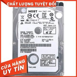 Ổ cứng Sata 500Gb 5400rpm 2.5 Bh 36 tháng thumbnail