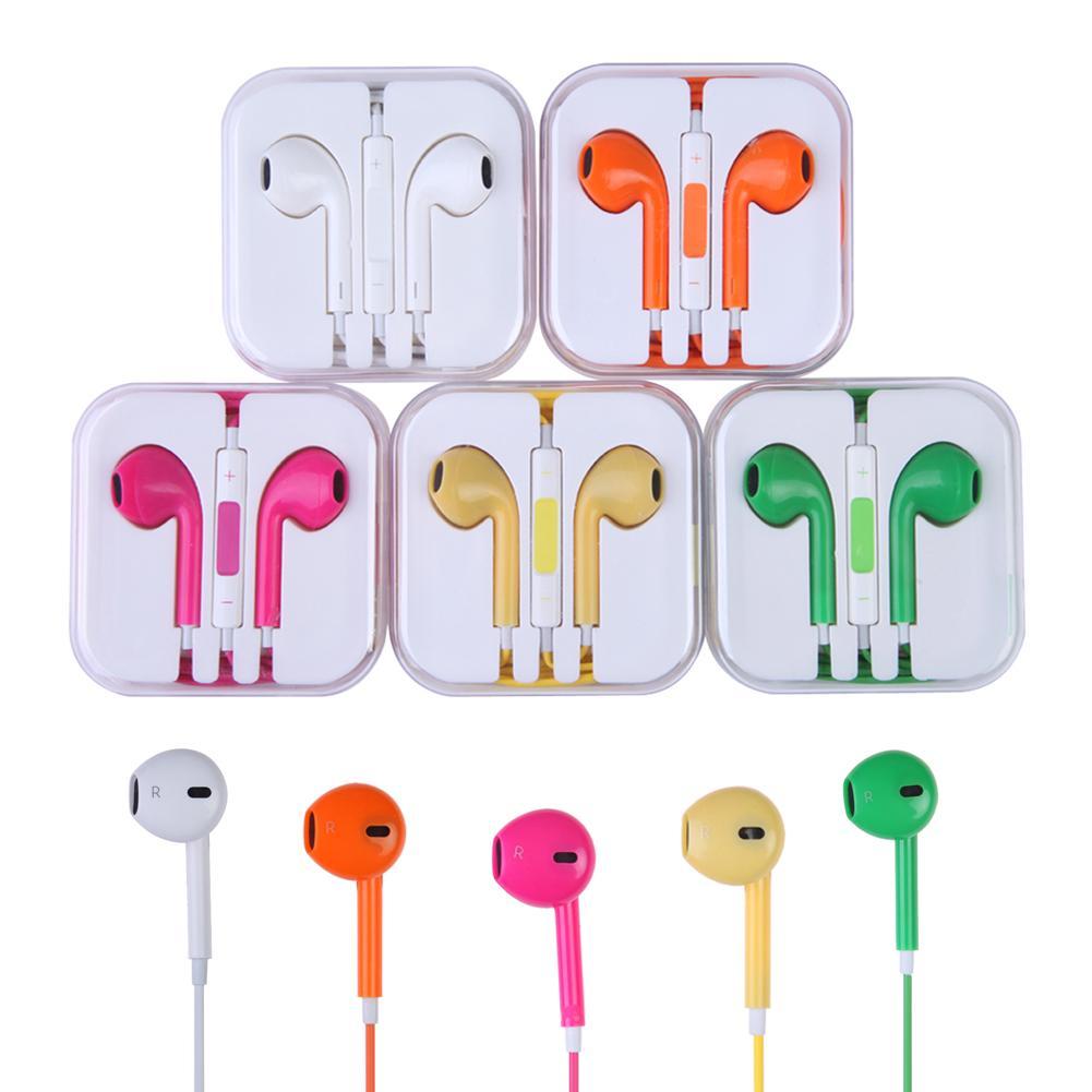 Tai Nghe Nhét Tai Có Mic Cho Apple Iphone 6 6s