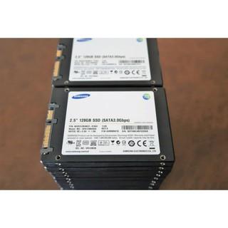 Ổ cứng SSD Samsung 128GB Hàng tháo máy Bảo hành 12 Tháng
