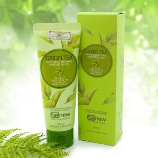 Gel tẩy tế bào chết trà xanh Benew Green Tea Peeling Gel