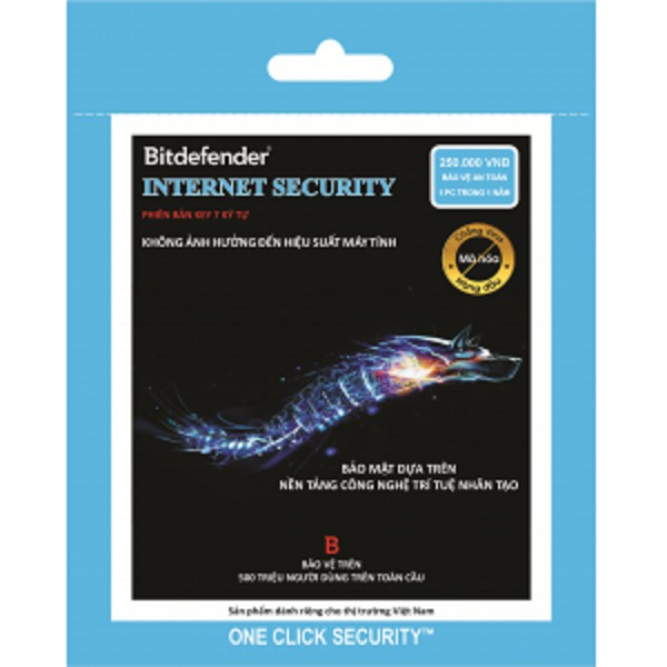 Phần mềm diệt virus Bitdefender Internet Security 1PC/1Y - 311776410,322_311776410,139000,shopee.vn,Phan-mem-diet-virus-Bitdefender-Internet-Security-1PC-1Y-322_311776410,Phần mềm diệt virus Bitdefender Internet Security 1PC/1Y