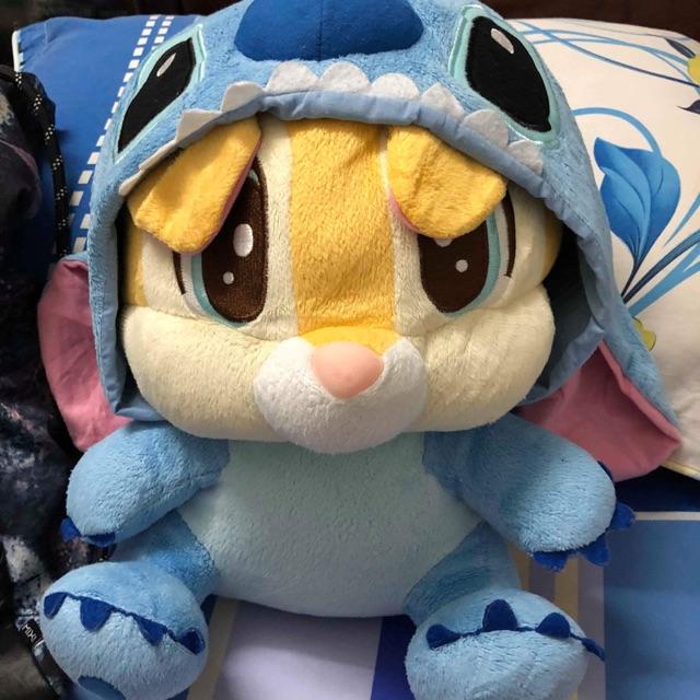 thú nhồi bông stitch cosplay 35cm