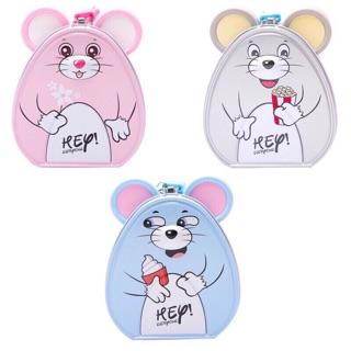 Két sắt mini, hộp tiết kiệm mini hình chú chuột