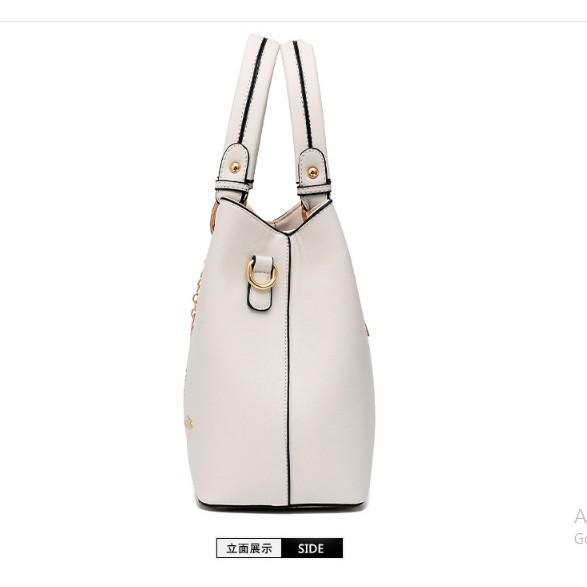 (Mới về) Túi xách tay nữ công sở siêu chất DOODOO
