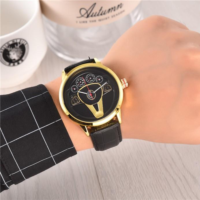 Đồng hồ nam BMW phong cách siêu xe cực sang trọng