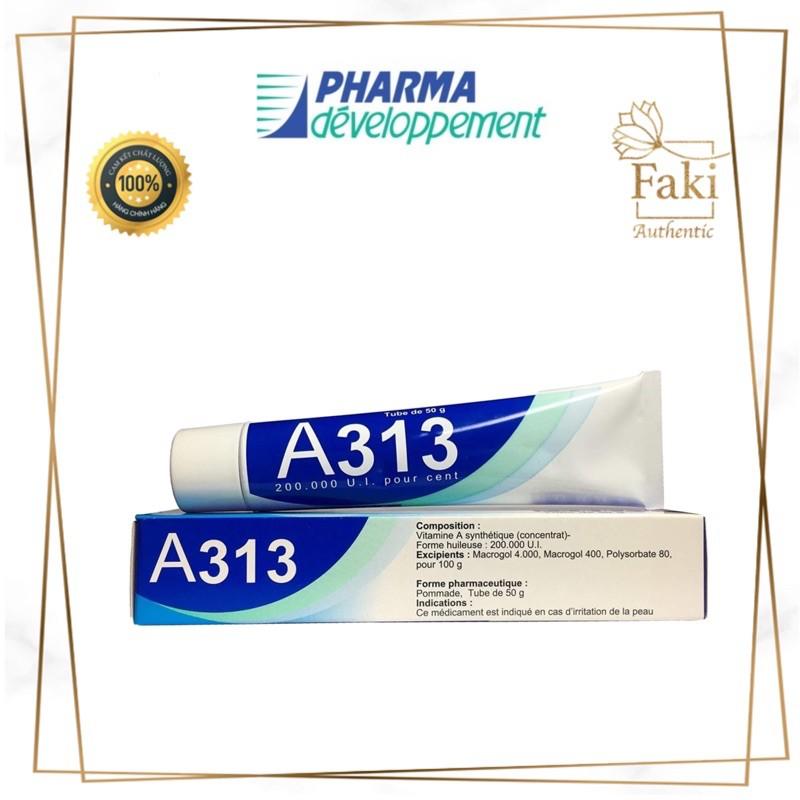 A313 Retinol Pommade - Kem A313 chống lão hoá sơ'm  , giảm mụn 50g