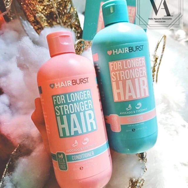 Cặp Dầu Gội Kích Thích Mọc Tóc Hair Brust 350ml