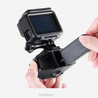 Đế giá đỡ dành cho gắn camera Gopro và giá đỡ ba chân bằng nhựa ABS