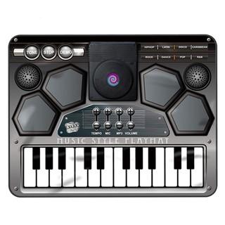 Thảm chơi phát nhạc 2 in 1 Piano & DJ dạng thảm nhiều chế độ cho bé