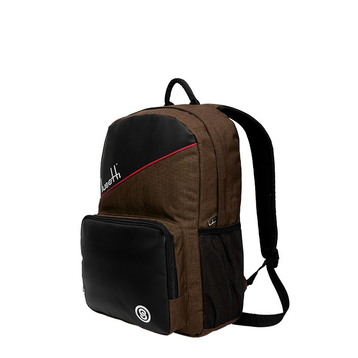Balo laptop thời trang Lusetti LS_5112 Nâu