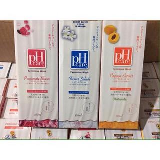 Dung dịch vệ sinh phụ nữ PH Care 150ml Nhật Bản thumbnail