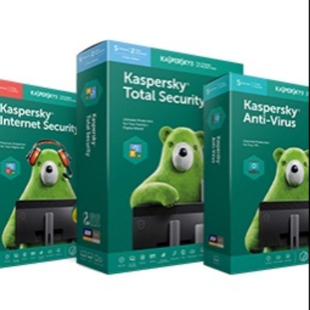 Phần mềm KASPERSKY INTERNET SECURITY KIS 5 PC