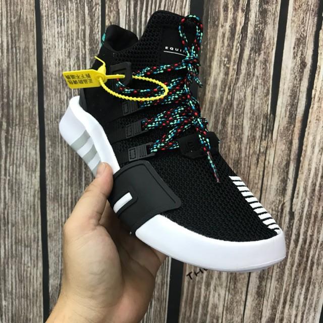 Giày EQT  mới 2019 đen xa