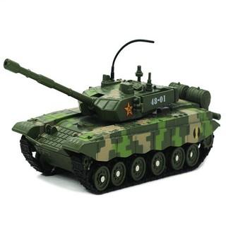 Đồ chơi mô hình xe tăng chạy pin cho bé[Tmarkvn]