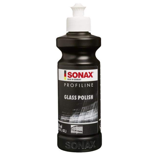 Kem đánh bóng kính dùng máy - Sonax profiline glass polish