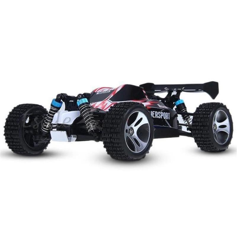 ☆ Xe hơi địa hình đồ chơi Wltoys A959 RC 2.4G 1/18 4WD