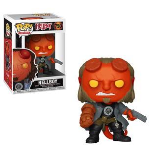Mô hình nhân vật Funko Pop! Movies: Hellboy – Hellboy with BPRD Tee
