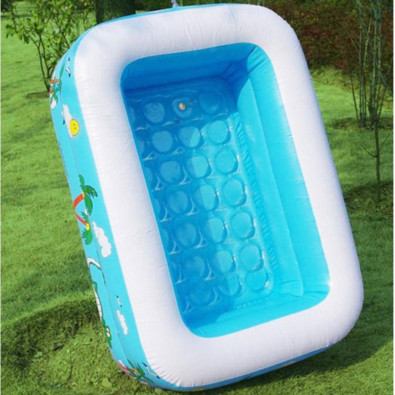 Bể bơi phao bơi 2 tầng 1m2 cho bé – Giao màu ngẫu nhiên |0965919939 – HL310