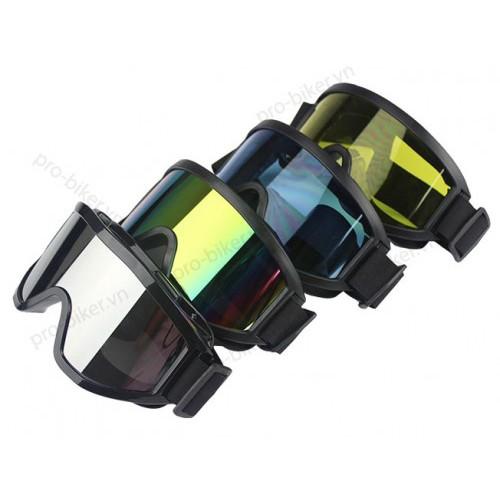 Kính UV X500 (Kính mũ 3/4)