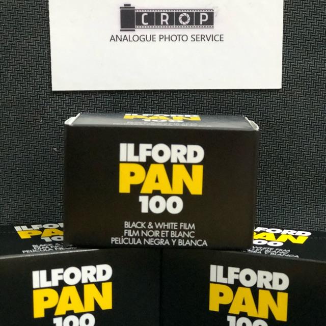 Cuộn fipm đen trắng 135 Ilford Pan100