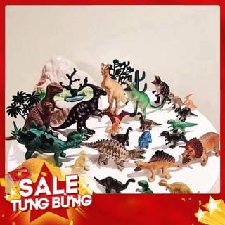 Mô hình đồ chơi khủng long cho bé (sản phẩm Đẹp 2019)