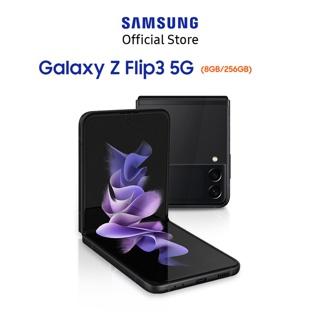 Hình ảnh Điện Thoại Samsung Galaxy Z Flip3 5G 256GB-3