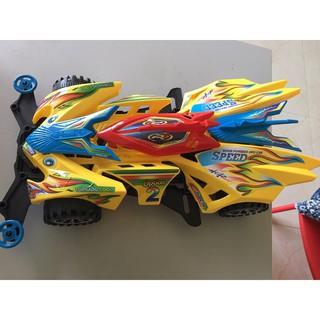 [HÀNG ĐẸP GIÁ RẺ]Xe đồ chơi- Xe Đua Chạy Đà