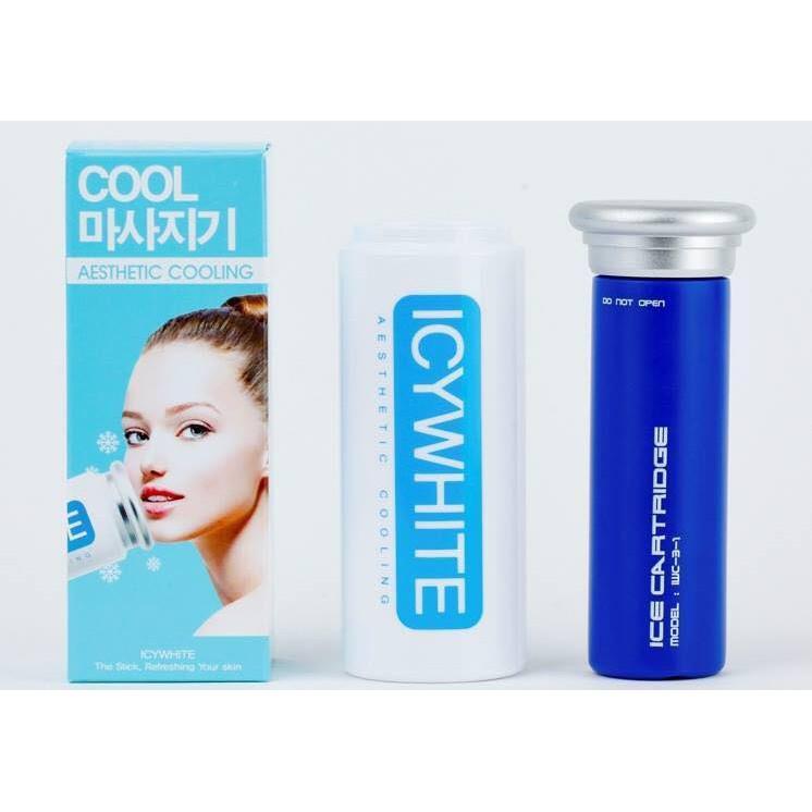 Thanh lăn đá lạnh đa năng Keywis Icy White Face Swelling Removal