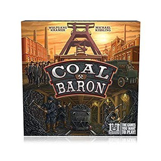 Coal Baron – Trò chơi board game