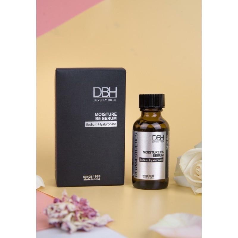 Tinh Chất Cấp Ẩm và Phục Hồi Da DBH Moisture B5 Serum (Bản Mỹ)