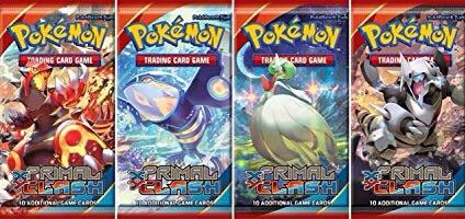 Bài đấu Pokemon TCG X&Y chính hãng Nintendo