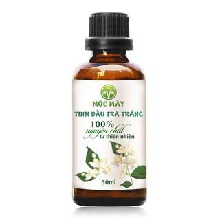 Tinh dầu Trà Trắng (White Tea Essential Oil) nguyên chất Organic 100% từ thiên nhiên thumbnail