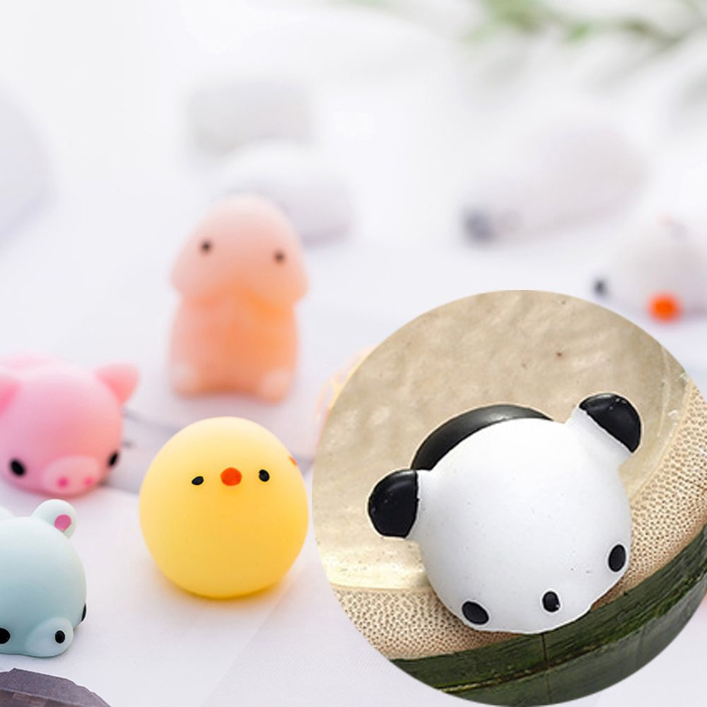 Cute Mini Hand Soft Pinch Animal Toy