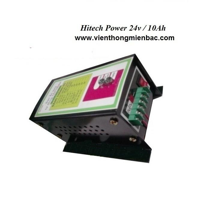 Máy sạc ắc quy tự ngắt Hitech Power 24v10ah